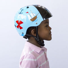 Ahoy! (Little Nutty) - Nutcase Helmets - 3