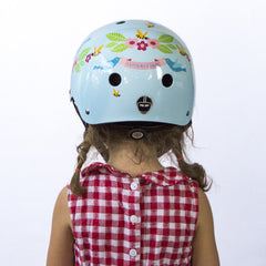 Bluebirds & Bees (Little Nutty) - Nutcase Helmets - 5