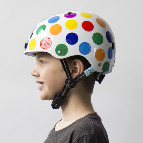 Dots (Little Nutty) - Nutcase Helmets - 4