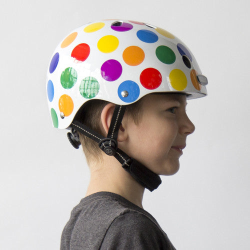 Dots (Little Nutty) - Nutcase Helmets - 3