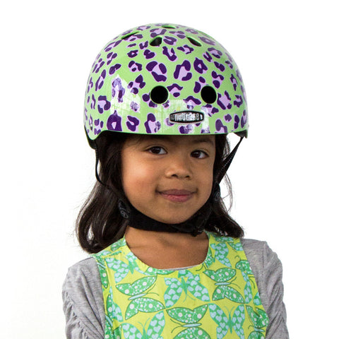 Grape Leopard (Little Nutty) - Nutcase Helmets - 12