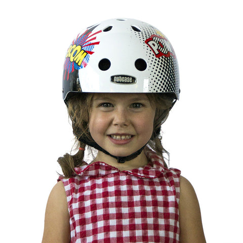 Kapow! (Little Nutty) - Nutcase Helmets - 15
