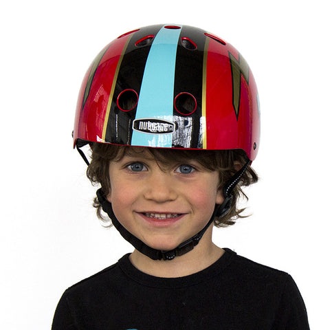 Lucky 7 (Little Nutty) - Nutcase Helmets - 16