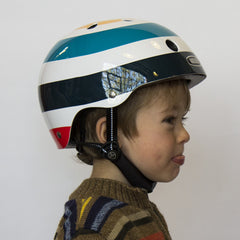 Radio Wave (Little Nutty) - Nutcase Helmets - 3