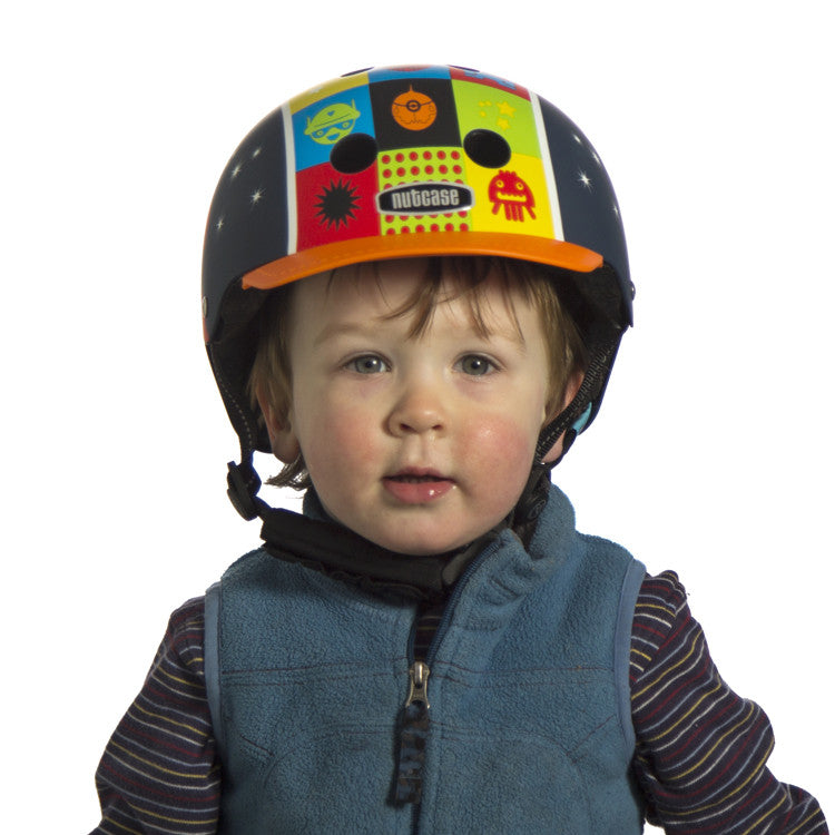 space cadet little nutty nutcase helmets. Black Bedroom Furniture Sets. Home Design Ideas