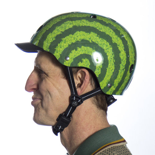 Watermelon Nutcase Helmets