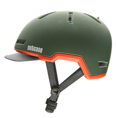 CASCADE GREEN ADULT BICYCLE HELMET