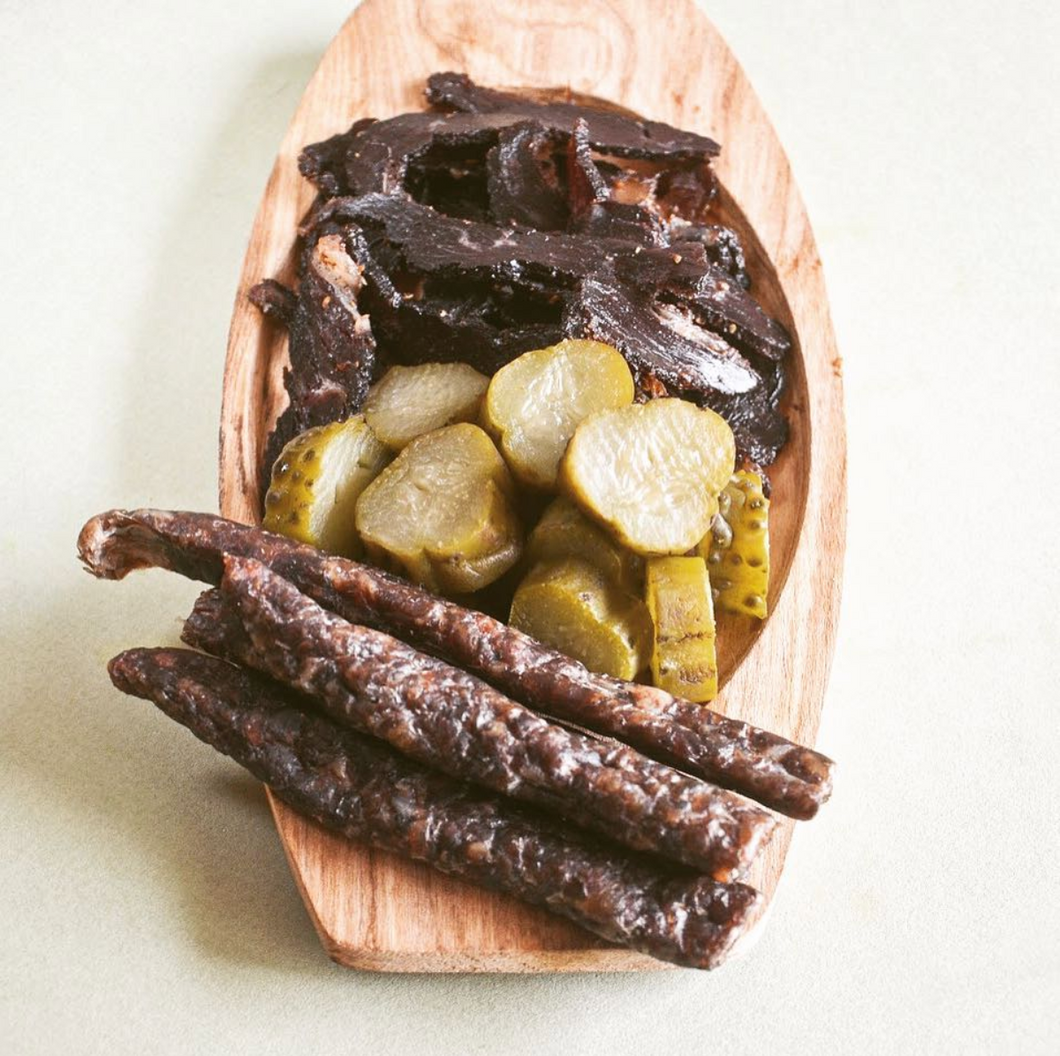 Biltong - Sliced Original Recipe