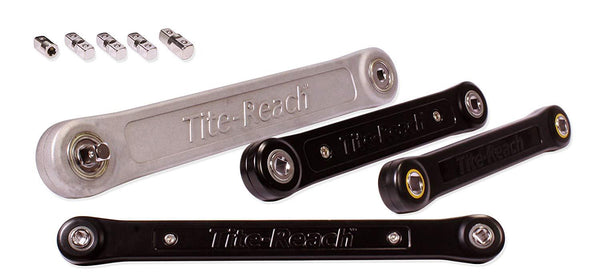 Tite-Reach Extension Wrench Four Pack