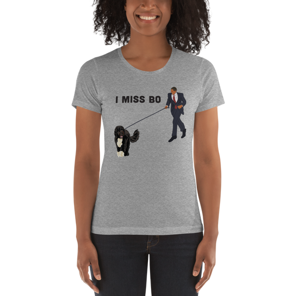 B Obama Women's t-shirt - Montana Select Premium Pet Products.