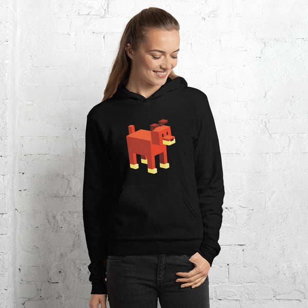 Bella+Canvas Pullover hoodie - Montana Select Premium Pet Products.