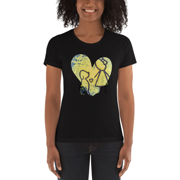 Women's t-shirt - Montana Select Premium Pet Products.