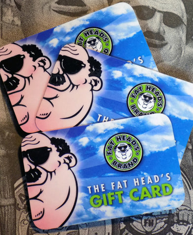 Fat Head's Gift Card