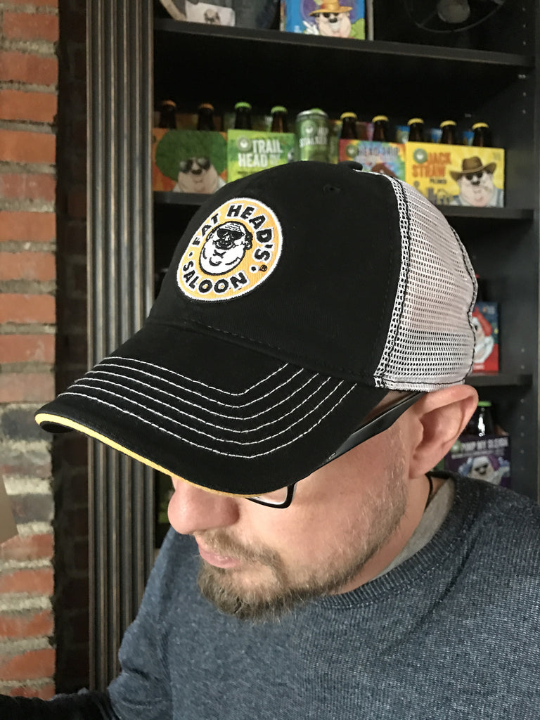 Saloon Logo Mesh Back Hat