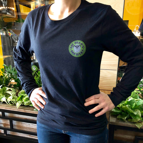 Long Sleeve Brewery Tee