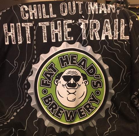 Trail Head Cycling Jersey