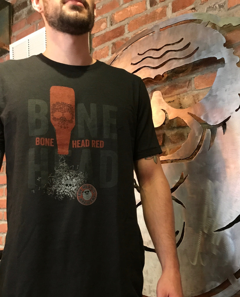 Bottle Tee-Head Bone Head
