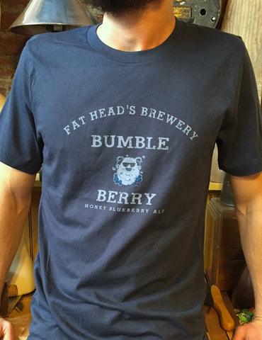 Blue Bumble Berry T-Shirt