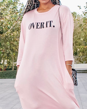 """Over It"" 