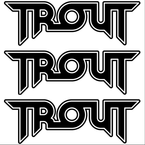 "TROUT - ""No Use In Wondering Why b/w Great Southern Psycho Dance"" 7"""