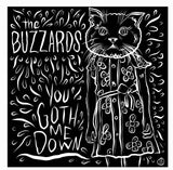 The Buzzards - 'You Got Me Down' b/w 'Ain't Gonna' and 'TAQN!' 7""