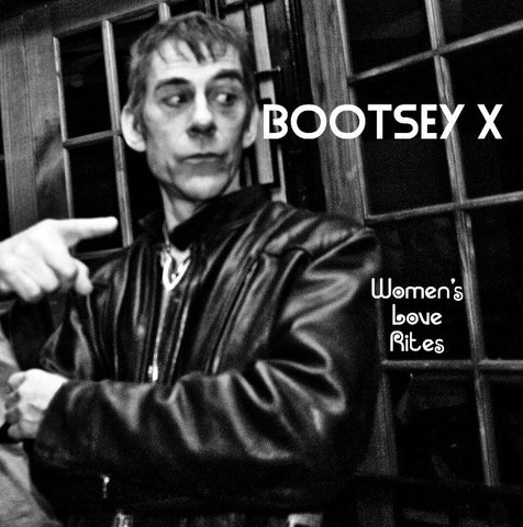 "Bootsey X - ""Women's Love Rites"" LP"