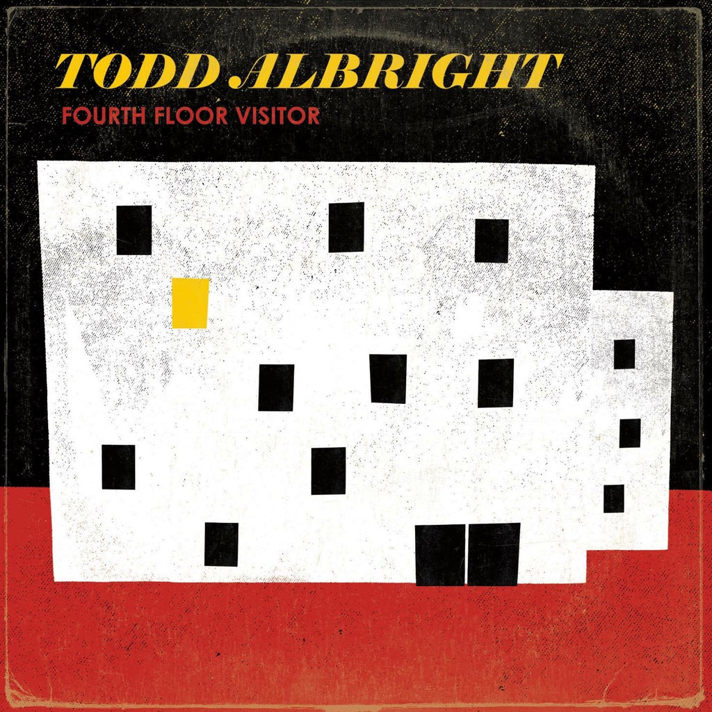 "Todd Albright - ""Fourth Floor Visitor"" LP"
