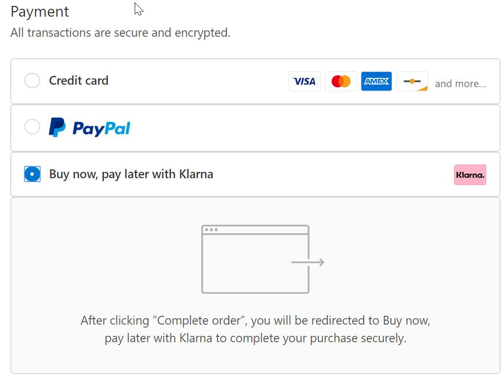 slice it pay over time with klarna