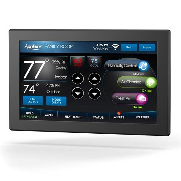 Buy Anden by Aprilaire 8840 Color Touchscreen Wi-Fi Automation IAQ Thermostat - In Stock - Low Price Guarantee - Blooming Flora