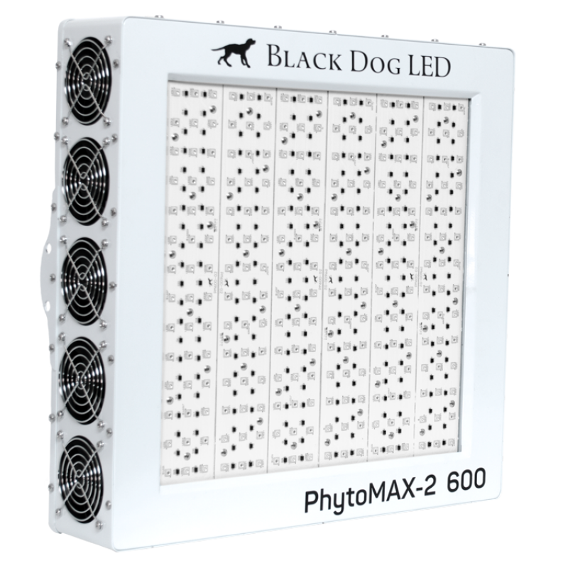 Buy Black Dog LED PhytoMAX-2 600 LED Grow Light - In Stock - Low Price Guarantee - Blooming Flora