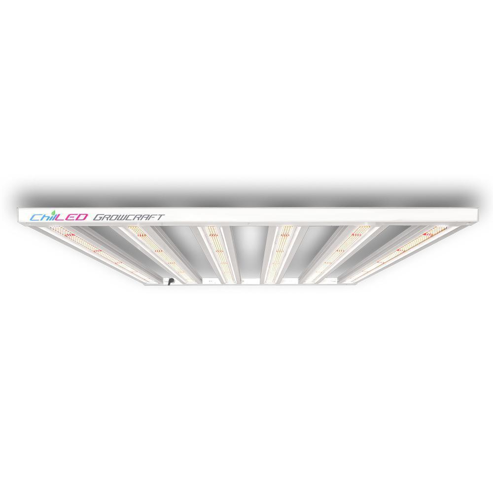Buy ChilLED Tech Growcraft X6 600W LED Grow Light Select Plug - In Stock - Low Price Guarantee - Blooming Flora