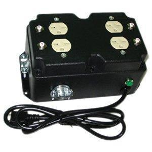 Buy Grozone LS2 LIGHT AND HIGH LOAD SWITCHER 240V / 240V - In Stock - Low Price Guarantee - Blooming Flora