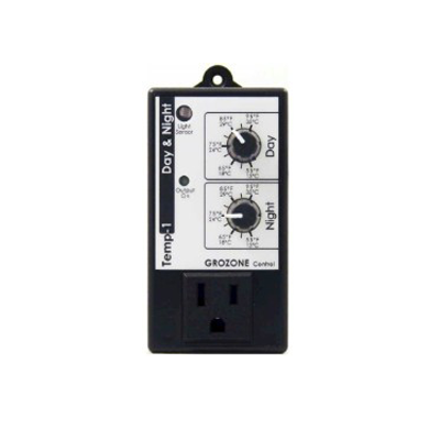 Buy Grozone TP1 Day / Night Temperature Controller - In Stock - Low Price Guarantee - Blooming Flora