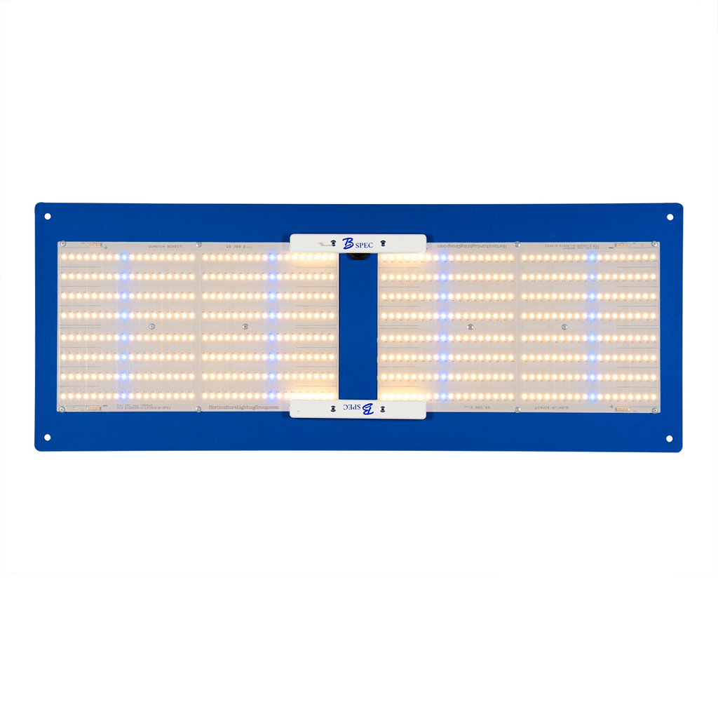 Buy Horticulture Lighting Group HLG 300L V2 Bspec 270W Full-Spectrum Quantum Board LED Grow Light (Veg) - In Stock - Low Price Guarantee - Blooming Flora