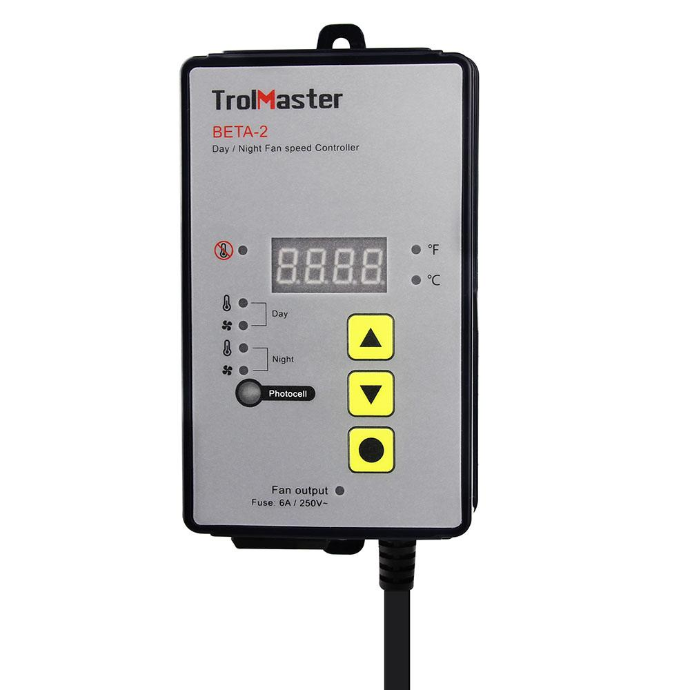 Buy TrolMaster BETA-2 Digital Day / Night Fan Speed Controller - In Stock - Low Price Guarantee - Blooming Flora