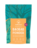 100% Organic Baobab Powder - 8 oz.