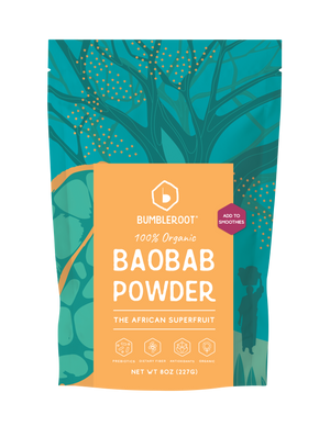 Load image into Gallery viewer, 100% Organic Baobab Powder - 8 oz.