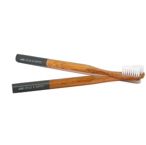 atlas and ortus bamboo toothbrushes wyatt and jack sustainability blog
