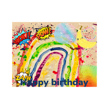 Load image into Gallery viewer, Gift Card / happy birthday