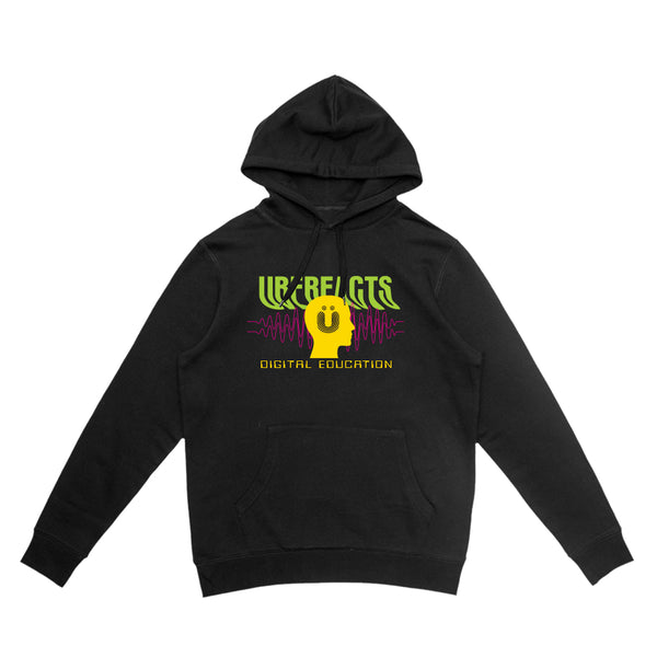 DIGITAL EDUCATION HOODIE (BLACK)