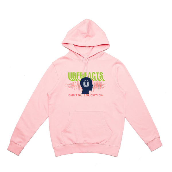 DIGITAL EDUCATION HOODIE (PINK)