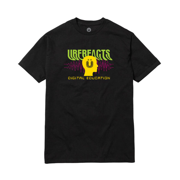 DIGITAL EDUCATION TEE (BLACK)