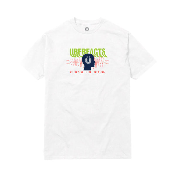 DIGITAL EDUCATION TEE (WHITE)