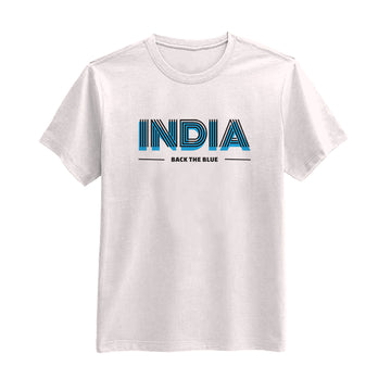Team India - Back the blue