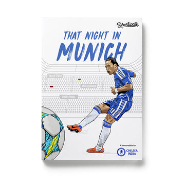 That Night in Munich Memorabilia Book