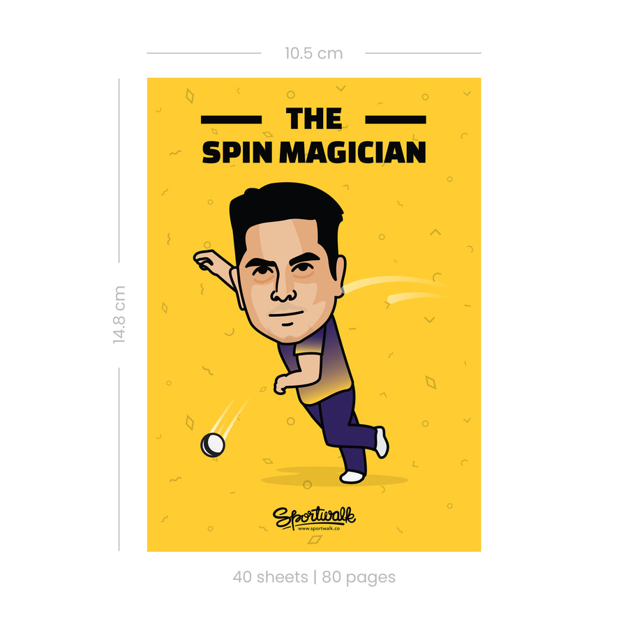 The Spin Magician