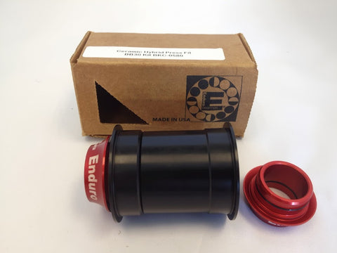 Enduro Press Fit 30 with 24 mm reducer