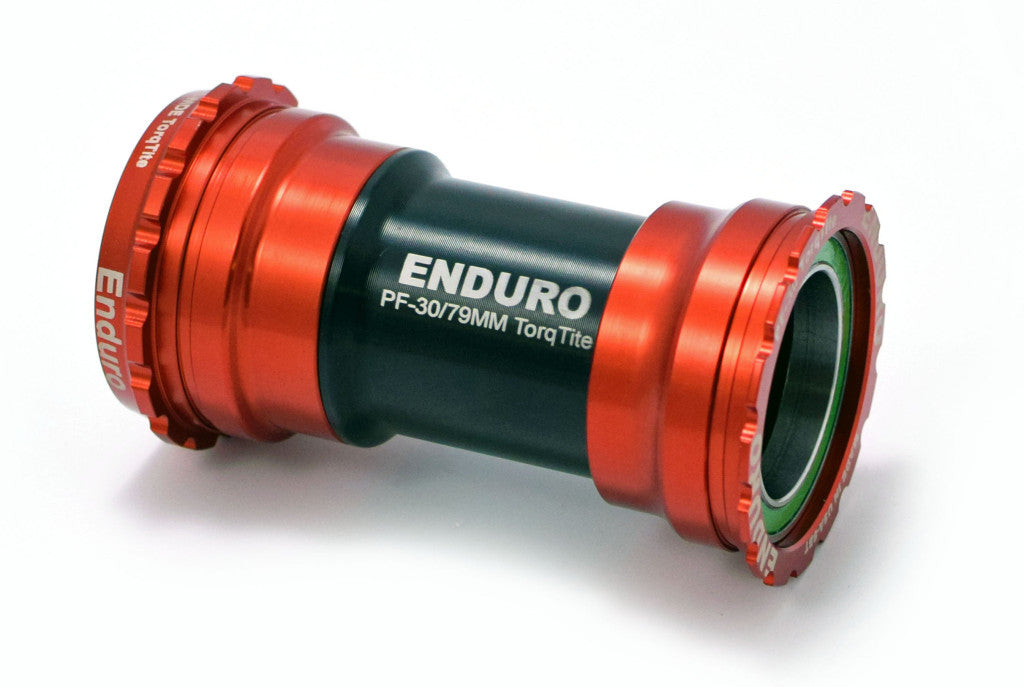 Enduro TorqTite BBRight A/C Steel Bearings
