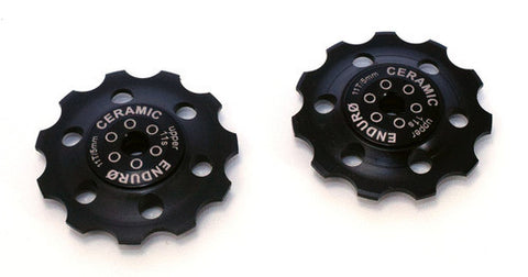 CAMPY 11 Speed Ceramic Rear Derailleur Jockey Wheels