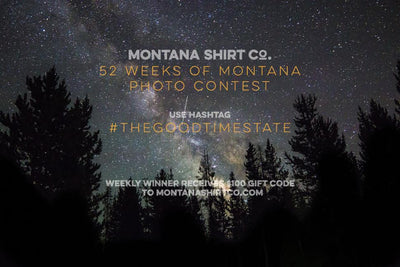 Montana Weekly Photo Contest!